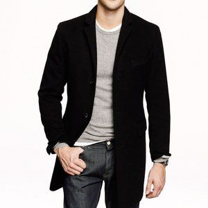 J Crew Ludlow Slim Wool Cashmere Overcoat
